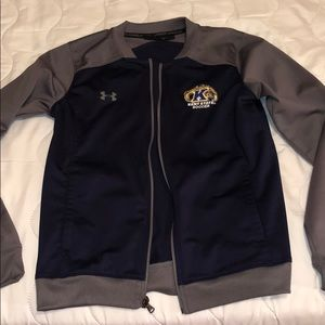 ONE OF A KIND KENT STATE SOCCER TRAVEL JACKET!